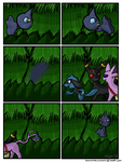 PMD: Monochrome Crusaders Chapter One: Page 2 by AhogeDoge