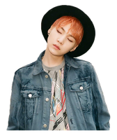 Suga BTS Render by ailacute9704