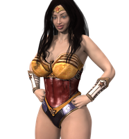 Wonder Woman by TheCometRay