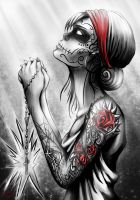 Belle Muerta by Patrike