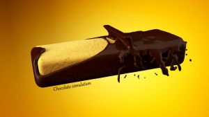 Realflow 5 Chocolate by JoHnnY8901