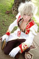 Ragnarok Online - Male High Priest by Xeno-Photography