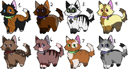 Adopts (Open!) by Imnotgivingup