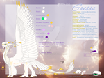 .Gressa - NEW REFERENCE SHEET. by luxbee