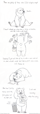 Work with what you have by Bear-hybrid