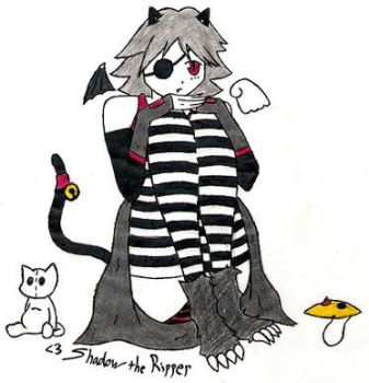 Shadow the Ripper by ShadowtheRipper