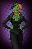 Wicked Witch of the West - Zelena by CatAstropheBoxes