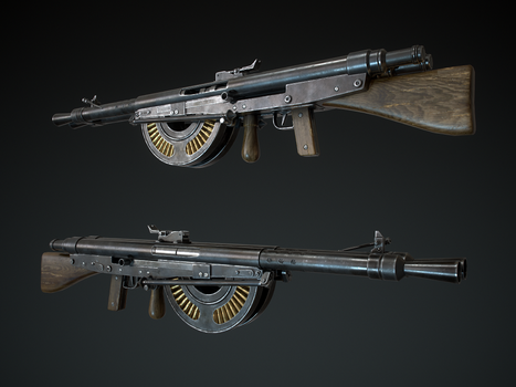 Double Chauchat by Kutejnikov