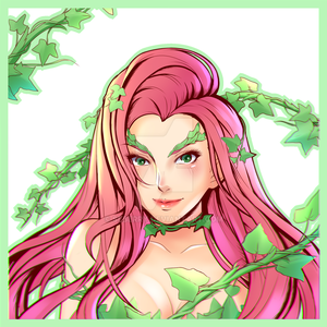 Poison Ivy [DC] by seberry