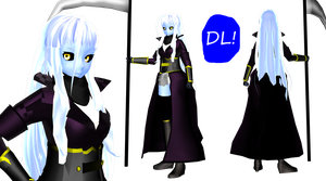 [MMD] Lala (Monster Musume) Model DL by DrStinger