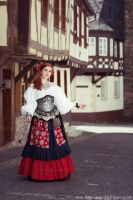 The Gipsy Maiden by MADmoiselleMeli