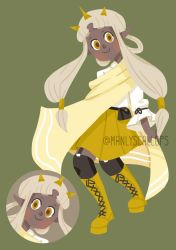 Golden Elf Auction {CLOSED} by manlyscallop