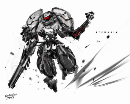 Mechanix by benedickbana