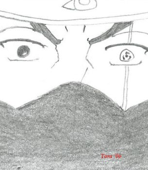 Shocked Kakashi by spicy-chan