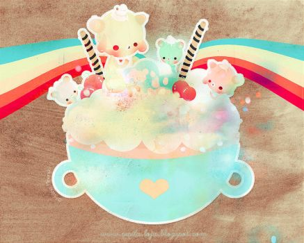 coffee party by anliah