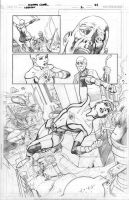Legion Issue 1 p.21 by Cinar