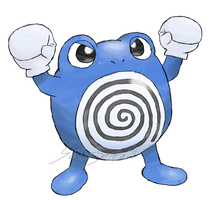 Draw'em All Challenge: 061 Poliwhirl