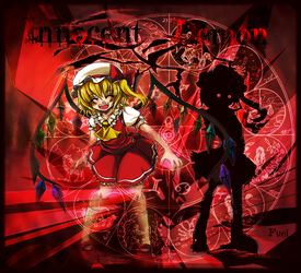 Flandre Scarlet by The-Fuel
