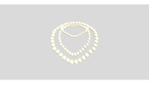 MMD Pearl Necklace by amiamy111