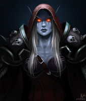 Sylvanas by Zynthex