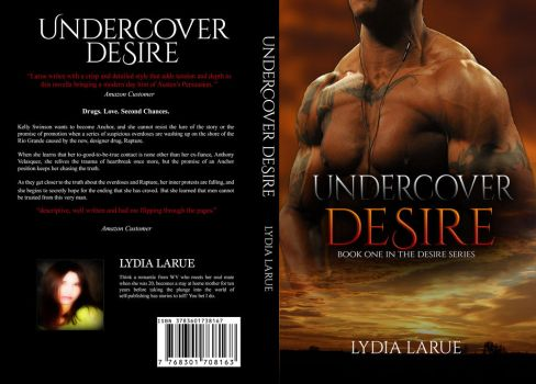 Book Cover Design - Undercover Desire by NewYorkNovelist