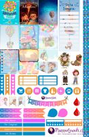 Tribal Rainbow-Free Printable Stickers 4 Planners by ...