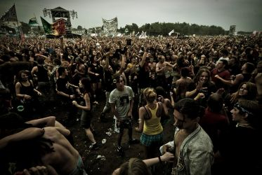 Woodstock Festival 2011 by black-anar