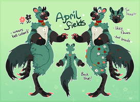 April Fields (Grem Flatsale Raffle: CLOSED) by MrGremble