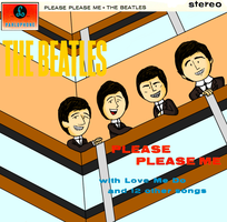 Please Please Me by julie090995