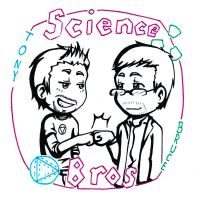 Square: Science Bros by Freaky-chan