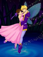 Let Me Be Your Wings -Ouran- by agent-indigo
