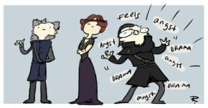 The Witcher 3, doodles 188 by Ayej