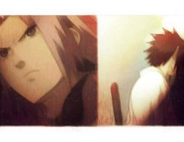 SasuSaku: My dream.... by oxotnik