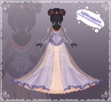 [Close] Adoptable Outfit Auction 136 by LifStrange
