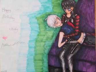 this is OTP nao. by atticus-starr