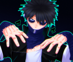 Dabi BNHA Chapter 191 by kisi86