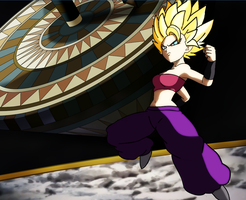 Project Caulifla by RockMan6493