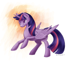Twilight - Colored [Updated] by Alithographica