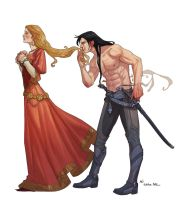 I won't dare to touch you by Hellstern
