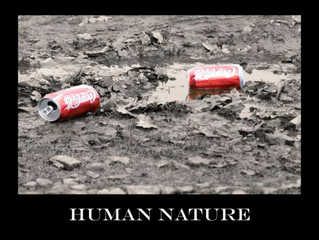 Human Nature by environment