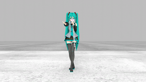 DT Anim to MMD *FINAL* Beta (I DID IT!!!) by minmode