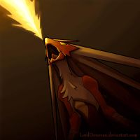 Blaziken, Use Flamethrower