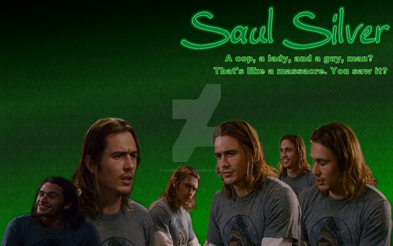 The Pineapple Express - Saul by XanderBlack