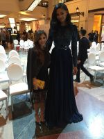 Tall Chanel Iman by lowerrider