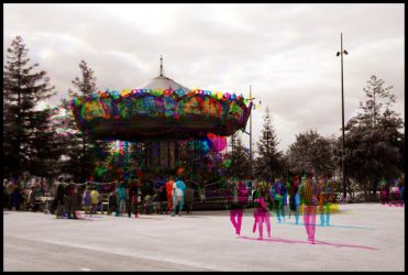 Sequential Serie : Le Manege by exosquelette
