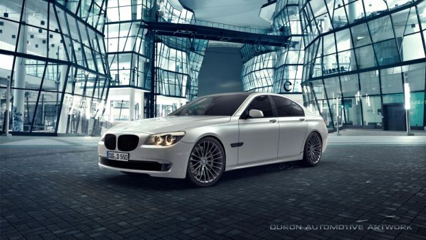 BMW_7Series_F01_XXIII by DuronDesign