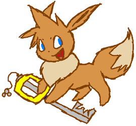 I HAS A KEYBLADE by Firefly9575