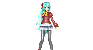.:DT Noble Miku:. DL by Sushi-Kittie