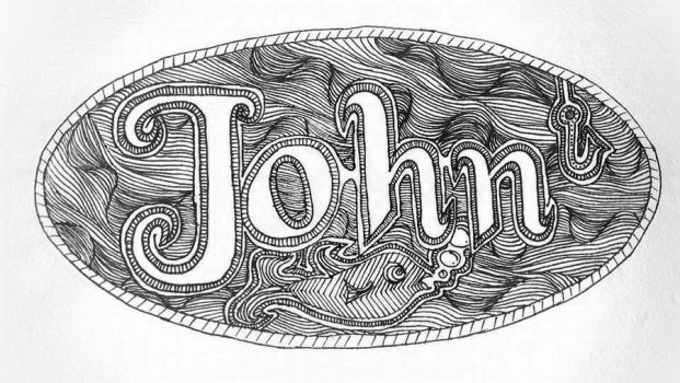 John's Placemat by Astarsia