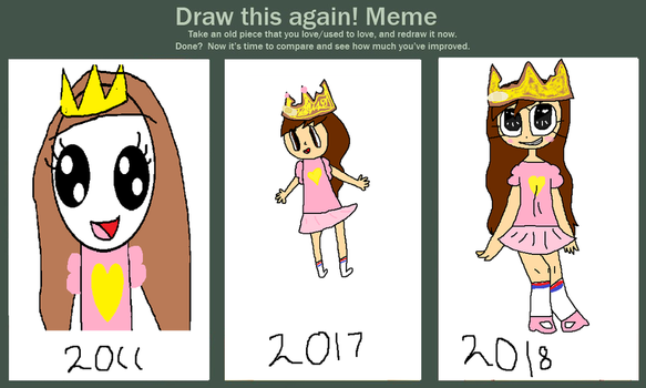 Draw This Again Again by CocoTheCuteKitten